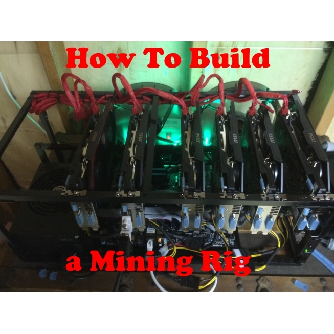 How to build a Mining Rig Case / Frame