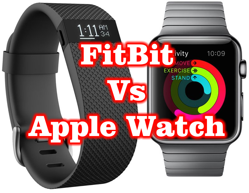 Fitbit vs Apple Watch – Should you upgrade from Fitbit to Apple Watch?