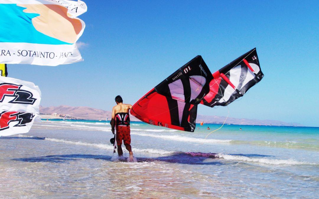Things to know before trying Kiteboarding