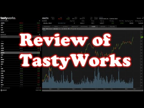 Review of Tastyworks