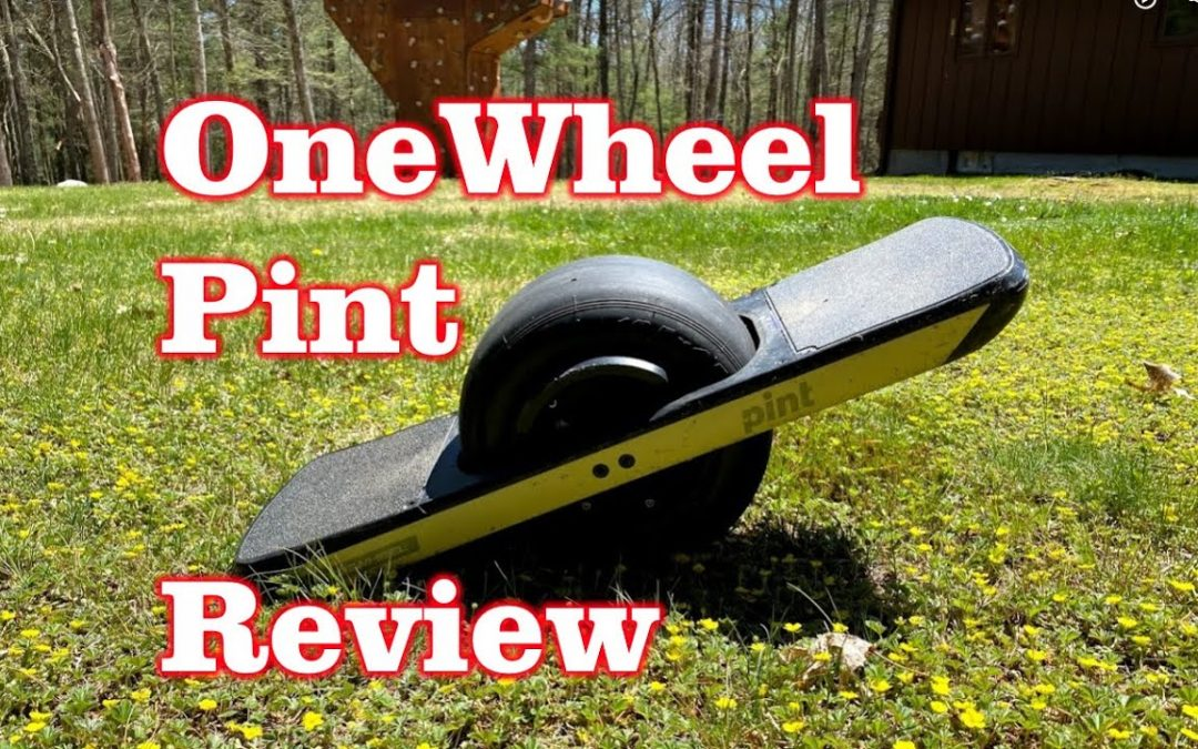 Onewheel Pint Review – Electric Floating Balance Board / Snowboard / Skateboard