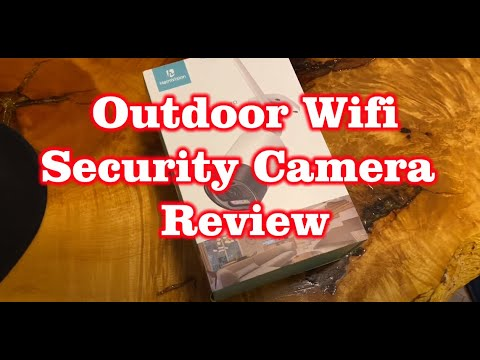 Outdoor Wifi Security Camera – HeimVision 3MP HM311 – Amazon Review
