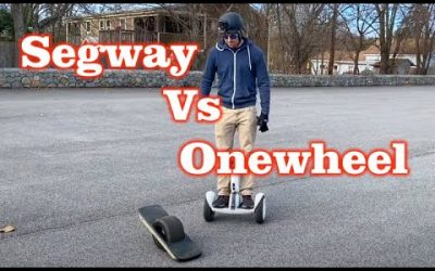 OneWheel Pint Vs Segway Ninebot – WHO WILL WIN???